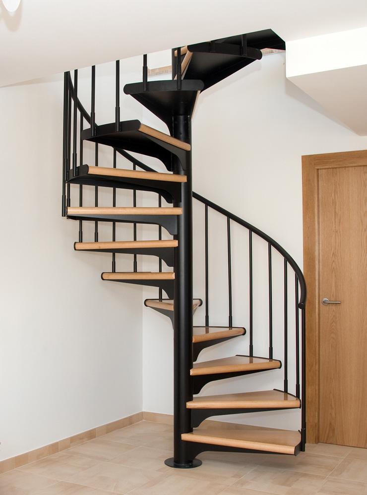 Escalier colimaçon fort uno
