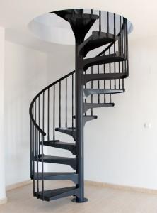Escalier colimaçon fort 2